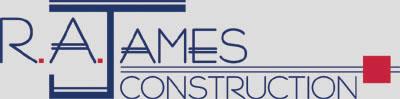 R A James Construction Inc Logo